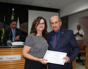 Juiz Antonio Noleto é empossado na Academia de Letras da Magistratura Piauiense