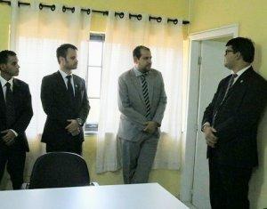 Juiz Thiago Aleluia recebe Moção de Louvor da OAB-PI