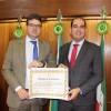 Juiz Marcelo Mesquita recebe Título de Cidadania Piauiense