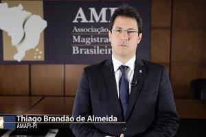 Presidente da Amapi comenta Ato de Valorização da Magistratura – 01.02.2018