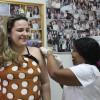 Associados da Amapi participam de Dia D de vacinação contra a gripe