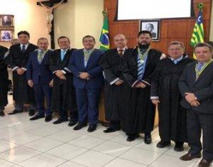 Magistrados são homenageados pelo TRE-PI com medalha Professor Fávila Ribeiro