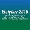 Eleições 2018: Confira as propostas dos candidatos ao Governo do Estado e ao Senado para a Magistratura do Piauí