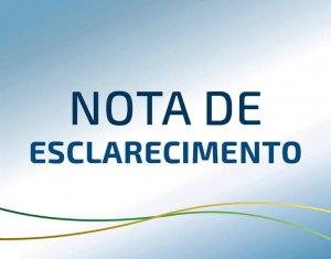 NOTA DE ESCLARECIMENTO – Associação dos Magistrados Brasileiros