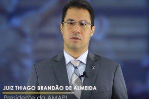 Presidente convida para Fórum Amapi 60 anos: o Magistrado e as novas demandas da Justiça