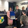 Juíza Carmem Ferraz recebe título de cidadania altoense