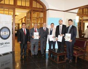 Amapi, Esmepi e Ejud-PI firmam convênio com Associação Argentina de Justiça Constitucional