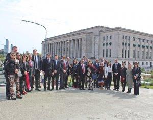 Intercâmbio de integração na Argentina marca os 60 anos de fundação da Amapi
