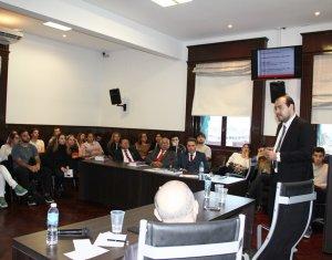 Magistrados proferem aulas para alunos de Direito da Universidade de Buenos Aires