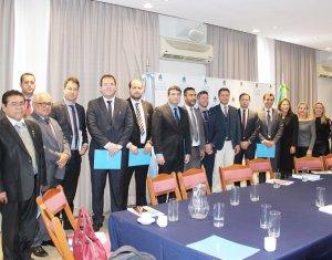 Intercambistas visitam Ministério da Justiça e Direitos Humanos da Argentina