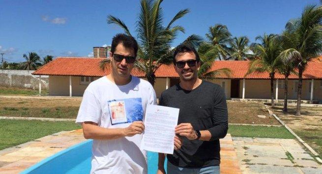 Amapi assina contrato para ampliação da colônia de férias de Luís Correia