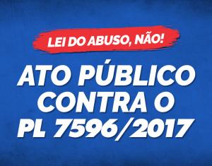 Magistrados, Ministério Público e Policiais realizam ato público contra PL do abuso de autoridade nesta sexta (23) em Teresina