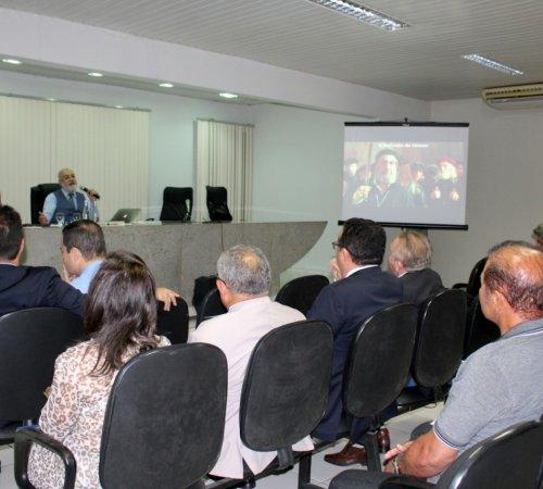 Revista Latino-americana de Estudos Políticos e do Estado é lançada no Piauí