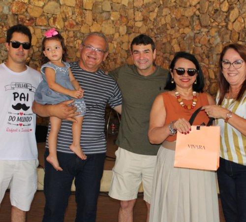 Magistrados e familiares celebram a Festa dos Pais