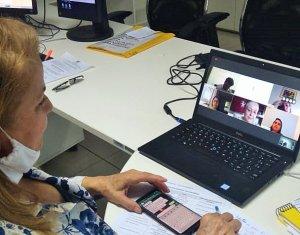 1ª Vara da Infância e Juventude de Teresina realiza Mutirão de Audiências por meio virtual
