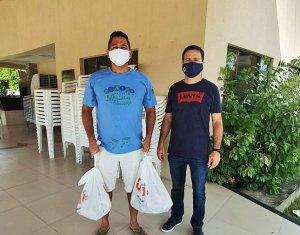 Amapi inicia entrega de cestas básicas da campanha Amapi Solidária