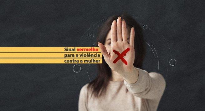 Sinal Vermelho: vítimas de violência doméstica podem pedir ajuda em farmácias do Piauí