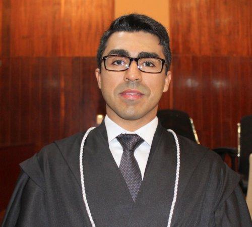 Juiz Georges Cobiniano é eleito 1º Vice-Presidente do FONAVID