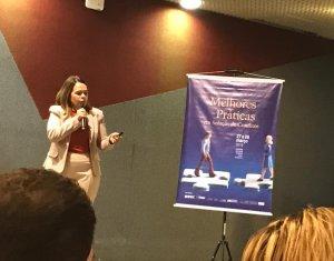 Juíza Lucicleide Belo apresenta prática de Constelação Familiar no Judiciário durante simpósio em Brasília