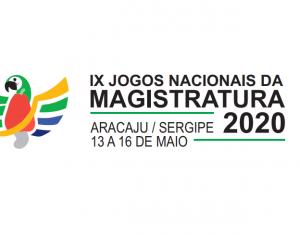 Inscrições abertas para os Jogos Nacionais da Magistratura 2020