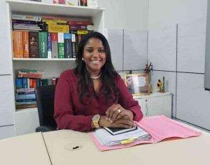 Juíza Mariana Machado apresenta painel na XIV Jornada da Lei Maria da Penha