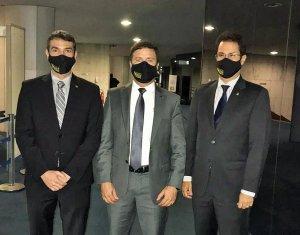 Senado aprova Kassio Nunes Marques para o STF; Amapi acompanha sabatina