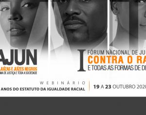 Inscrições abertas para o IV Encontro Nacional de Juízas e Juízes Negros