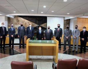 Novos Juízes Auxiliares são empossados pelo TJ-PI