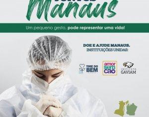 Amapi apoia campanha de magistrados e magistradas do Amazonas em ajuda à população
