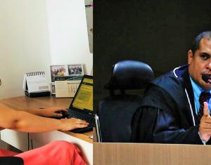 Juízes Carmelita Angélica e Robledo Moraes concorrem a vaga de conselheiro do CNJ