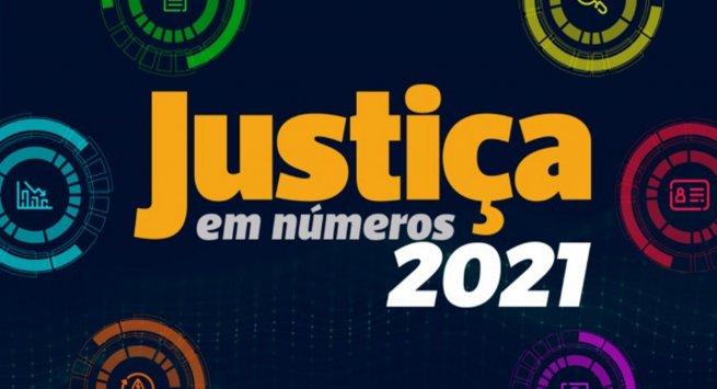 Justiça em Números: cada Magistrado do Piauí julgou 893 processos em 2020